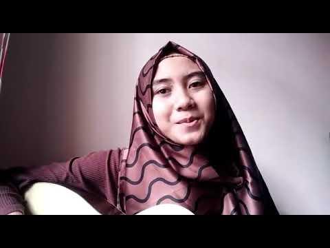 Suara merdu Alfina Nindiyani akad (payung teduh)
