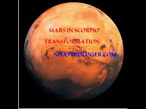 Mars in Scorpio Retrograde Suppression Anger Clarity for Each Zodiac Sign