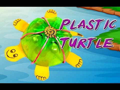 How To Make Plastic Turtle