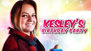 Kesley's birthday party is over the top | sweet 16 party | The LeRoys