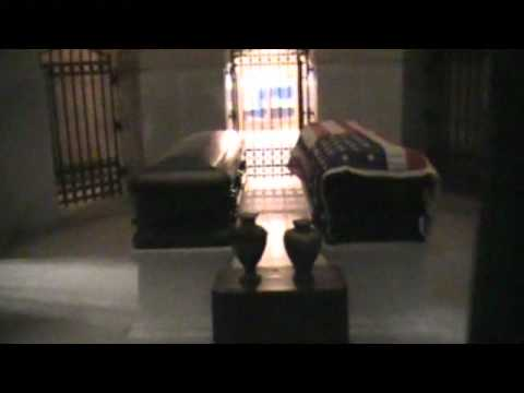 Crypt of President James A. Garfield in Cleveland Monument