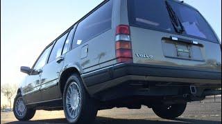 1994 Volvo 960 Test Drive 03-26-21