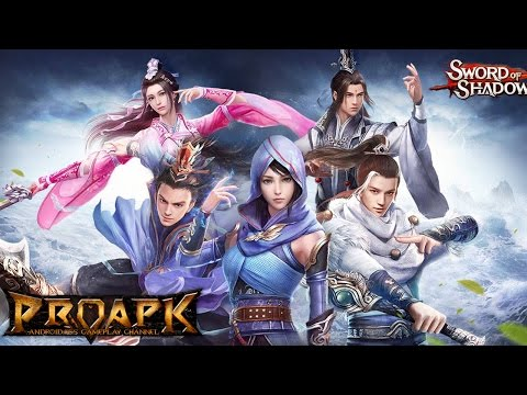 Sword Of Shadows Android / IOS Gameplay (MMORPG) (by Snail Games)
