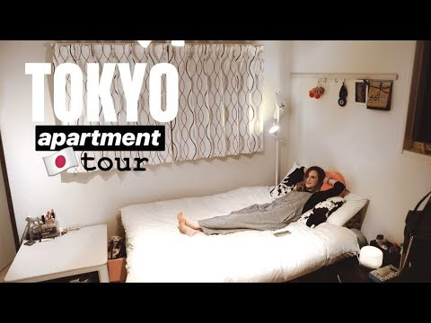 JAPANESE APARTMENT TOUR in TOKYO 2019 (not so sober) Mp3