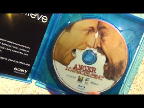 Anger Management Blu