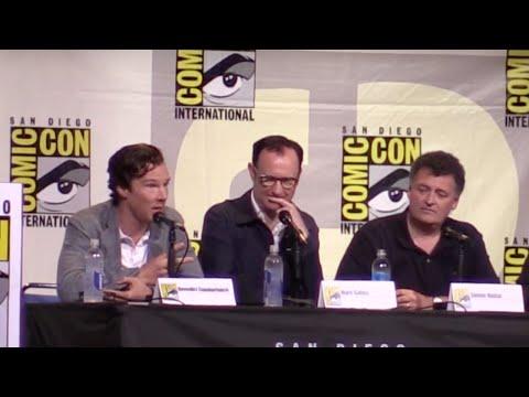 Sherlock | Best Of.. Comic-Con panel 2016 Benedict Cumberbatch
