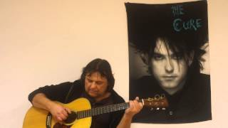 Lovesong (The Cure) - Arranged For Acoustic Fingerstyle Solo Guitar - Helmut Bickel