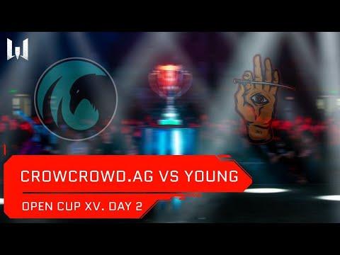 [Matches] LAN-финал Warface: Open Cup Season XV. Day 2. CrowCrowd.AG Vs Young.Major