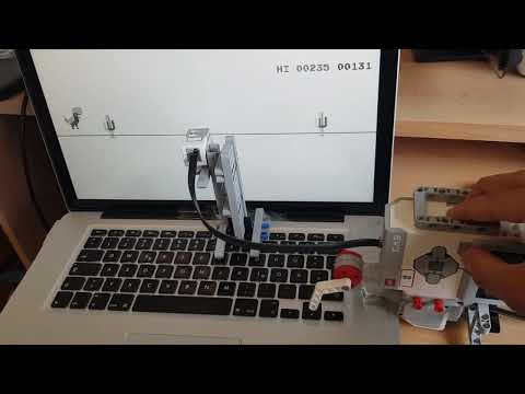 How To Beat Google's Chrome Dinosaur Game With Lego Robot EV3