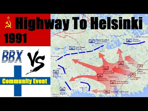Wargame Red Dragon - Highway to Helsinki Community Event