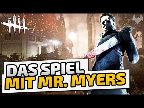 DAS SPIEL mit Mr. Myers - ♠ Dead by Daylight Season 2 ♠ - Deutsch German - Dhalucard