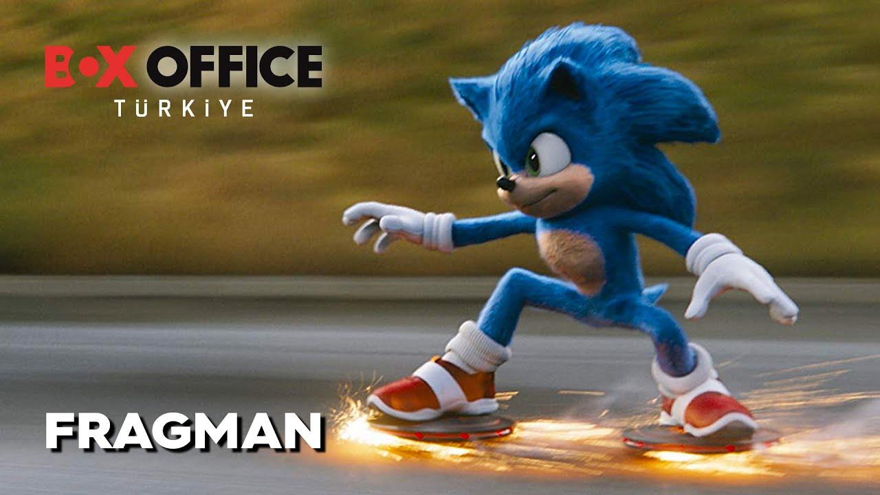 Kirpi Sonic | Sonic the Hedgehog | Dublajlı Fragman 2