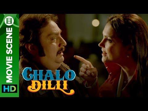 Lara Dutta lashes out at Vinay Patak - Chalo Dilli