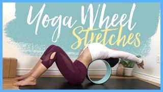 Yoga Wheel HBKORTCCVR Back Roller