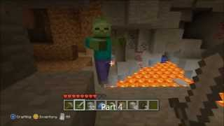 Minecraft Funny Moments 8-Diamonds and Creepers and Hoes OH MY!