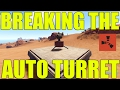 HOW TO BREAK AN AUTO TURRET IN RUST EFFICIENTLY
