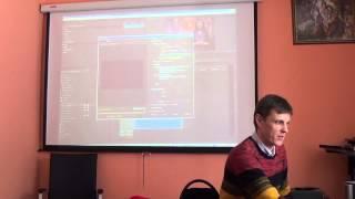Мастер-Класс по видеомонтажу, 01.03.2014 г.