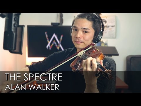 Alan Walker – The Spectre [Violin Cover] 【Julien Ando】