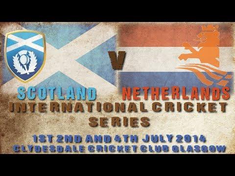 Scotland v Netherlands - match 2 (part i)