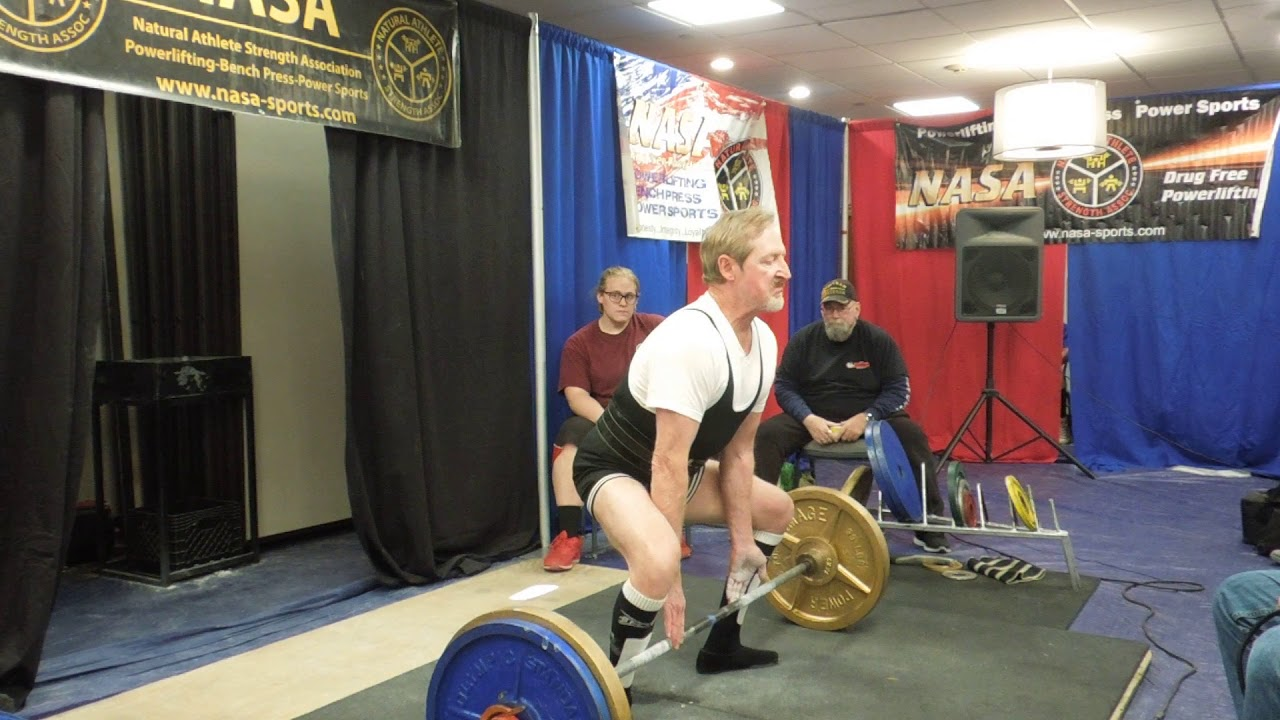 Fred Thrall turned 70 and set powerlifting records – Boulder Daily