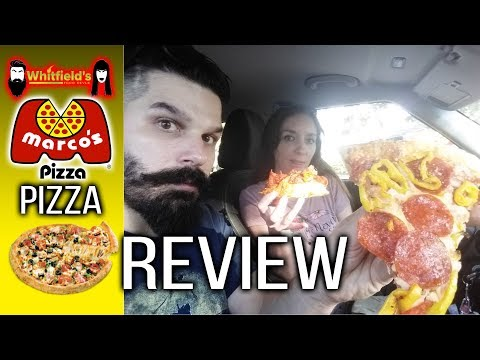 Marco's Pizza -  REVIEW - Our First Time Trying Marco's Pizza