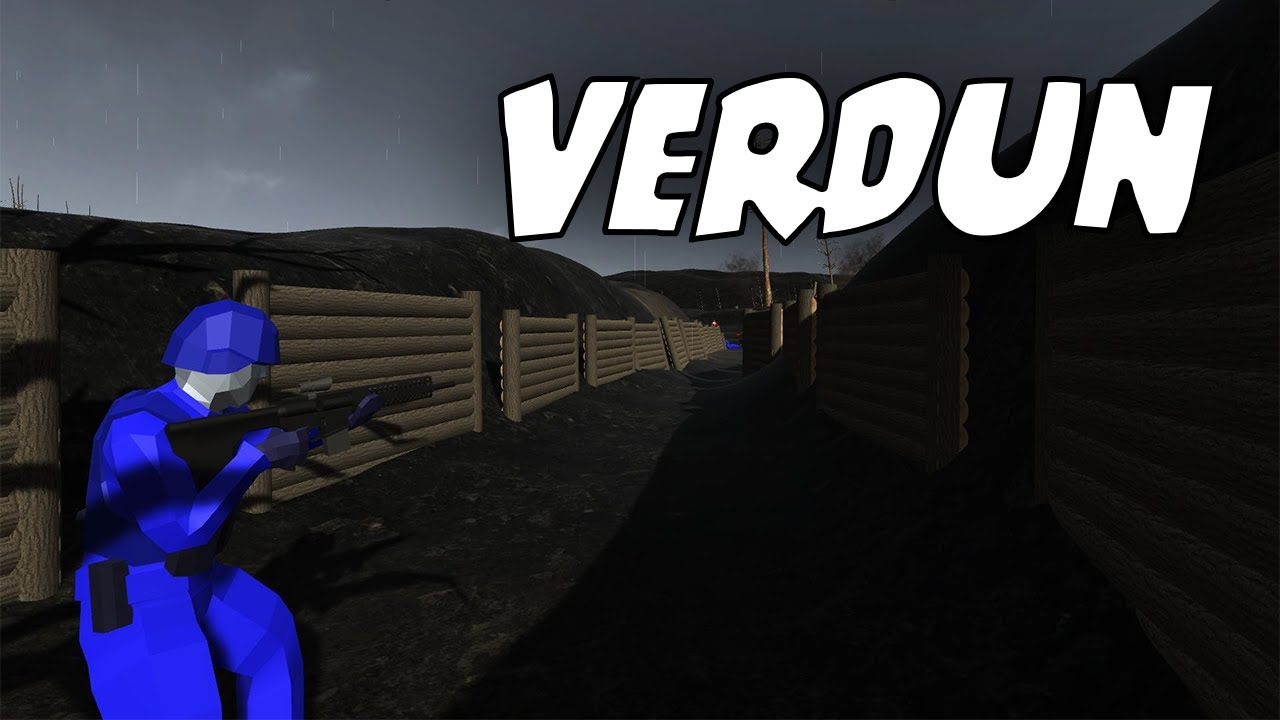 The battle of verdun new world war 1 map ravenfield early access new world war 1 map ravenfield early access gameplay gumiabroncs Choice Image