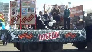 9 мая 2015 Усть-Илимск