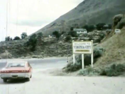 Reno and Virginia City-Mid 1960's