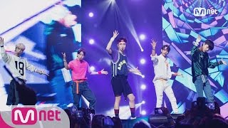 Watch Kpop boy group SHINee performing their song 'View' at KCON 20...