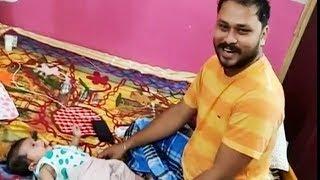 fun panrom siddhu prank his daughter | black sheep |
