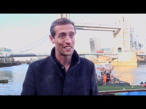 Peter Crouch Interview - 'Mourinho Is A Breath Of Fresh Air For Spurs!'