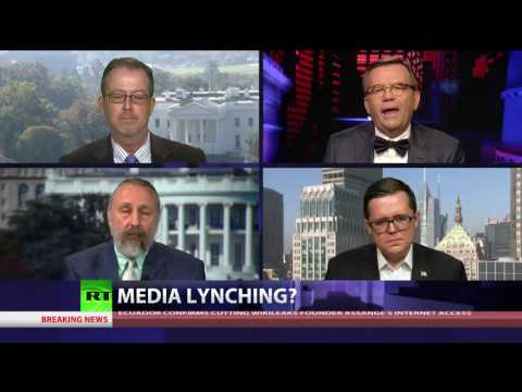 CrossTalk on U.S. election: Media Lynching?