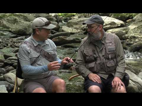 Outdoor Journal - Tenkara Fishing