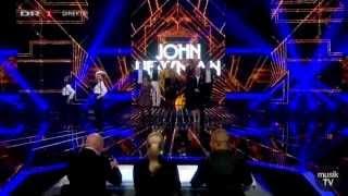 John Newman Love Me Again Live X Factor Denmark