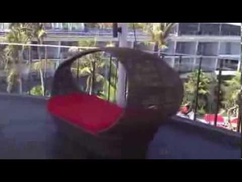 Le Meridien - Room 525 Aqua Sky Penthouse Apartment