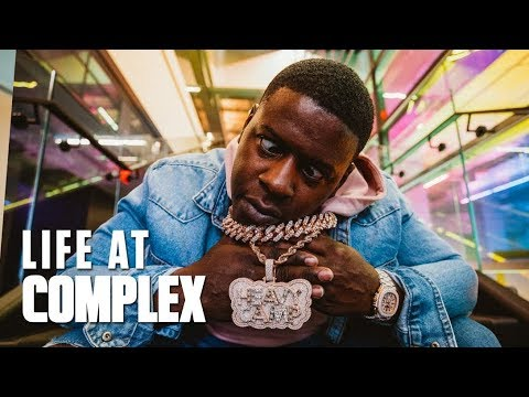 """BLAC YOUNGSTA SIGNS """"HOTTEST"""" RAPPER 