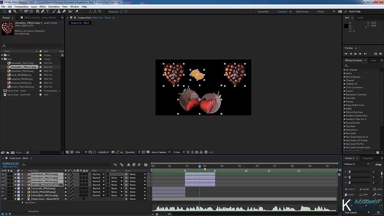 Motion Graphics Workshop 06 Create Motion Graphics Projects Part 01