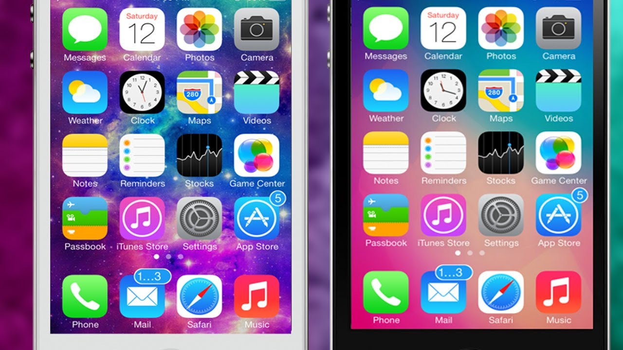 Ios 7 Add Multiple Wallpapers On Your Homescreen Jailbreak Cydia Theme For All Ios Devices Youtube