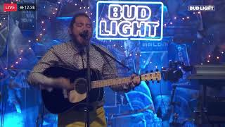 post malone stay new single live 2018