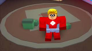 ROBLOX - TODAY I AM THE HEROE!!!