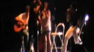 Concierto de Andy & Lucas en Archidona - Abuelo y Por Ella, Yo En El Escenario 14/08/11