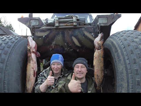 Купили Снегоболотоход и На Рыбалку! Там Где Нет Дорог, а Одни Лишь Направления. По болотам Сибири!