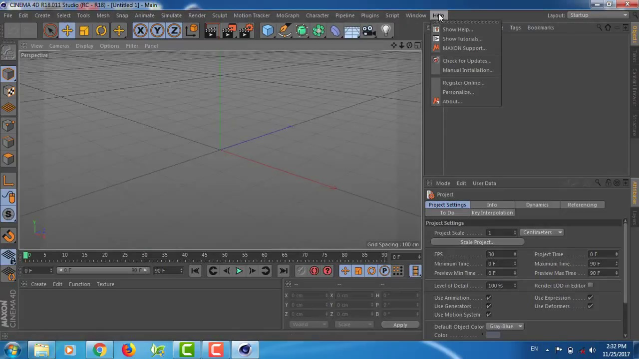 cinema 4d r18 torrent download