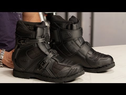 Icon Field Armor 2 Boots Review At Revzilla Com Youtube