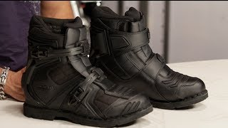 Icon Field Armor 2 Boots Review at RevZilla.com