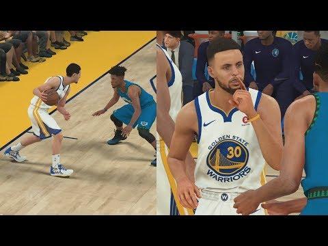 NBA 2K18 My Career - Klay From Way Downtown! CFG3 PS4 Pro 4K Gameplay