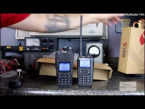 Ham Radio 2.0: Episode 42 - Reviewing BFDX DMR HT Radios