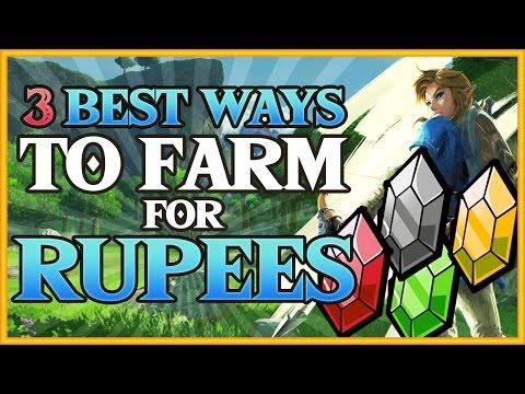 3 Best Ways To Farm Rupees In Zelda: Breath Of The Wild