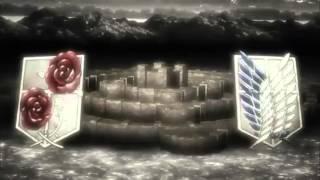 進撃の巨人 の 兵団紹介です。 *調査兵団 *駐屯兵団 *憲兵団 この3つが主な兵団です 。 画質が悪かったらすいませんm(_ _)m.