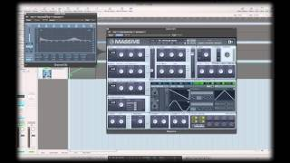 Massive Synth Tips - White Noise Transition FX - 1 of 2 With Marc Adamo